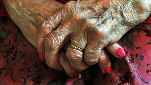The number of elderly people is set to grow