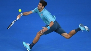 Novak Djokovic will next play either Ivan Dodig or Denis Istomin