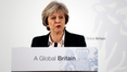 May to be first foreign leader to meet Trump