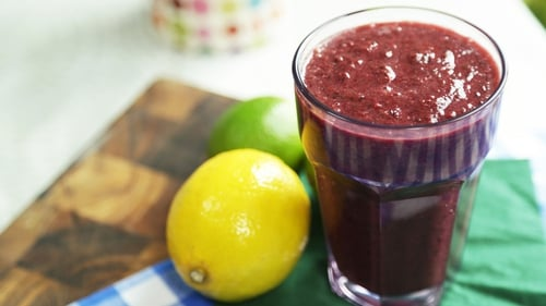 Try this yummy Berry and Chia Smoothie from Operation Transformation.