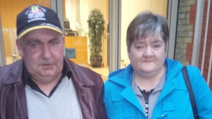 The Coombe Hospital apologised to Stephen and Catherina McGarry