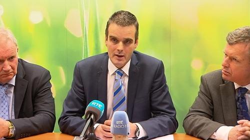 Joe Healy said Irish dairy exports to the UK are worth nearly a billion euro