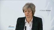 Six One News (Web): May pledges to maintain Common Travel Area between UK and Ireland