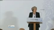 Nine News (Web): Theresa May outlines priorities for Brexit negotiations