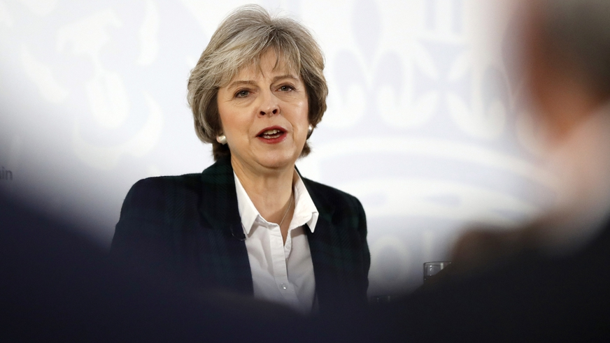 Prime Time: Theresa May's Brexit