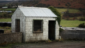 A former border post in Co Armagh