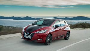 First impressions of the new Nissan Micra