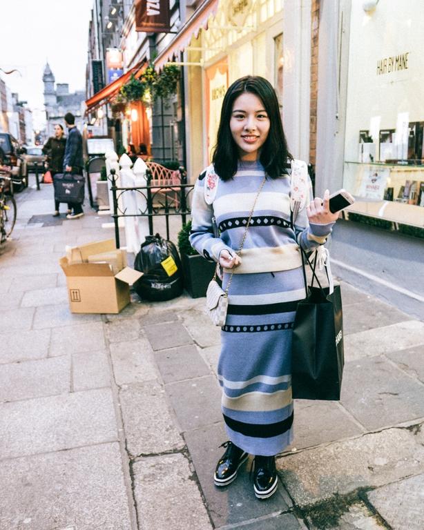 Gwen Street Style Ireland