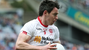 2016 All Star is named in a strong Tyrone side to face Donegal in the McKenna Cup
