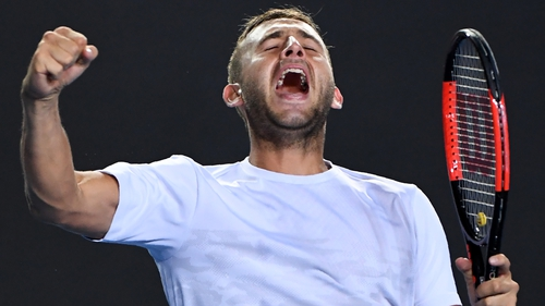 Dan Evans to begin comeback from drugs ban at Glasgow Challenger