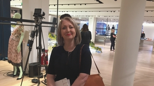 Fashion Editor of the Irish Independent, Bairbre Power