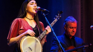 Father-daughter trad duo John Nand Maggie Carty have just released their first album, Settle out of Court.