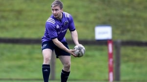 Angus Lloyd is one of three players to be added to Munster's European squad