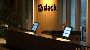 A hotly tipped star of the international tech start-up scene, Slack currently employs 50 people here, and hopes to add another 100 this year