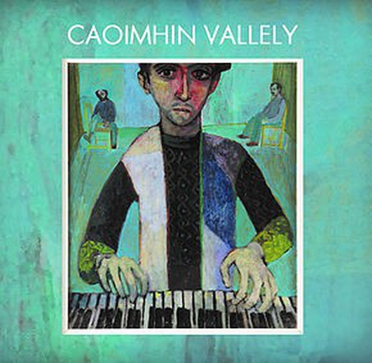 Caoimhín Vallely in session
