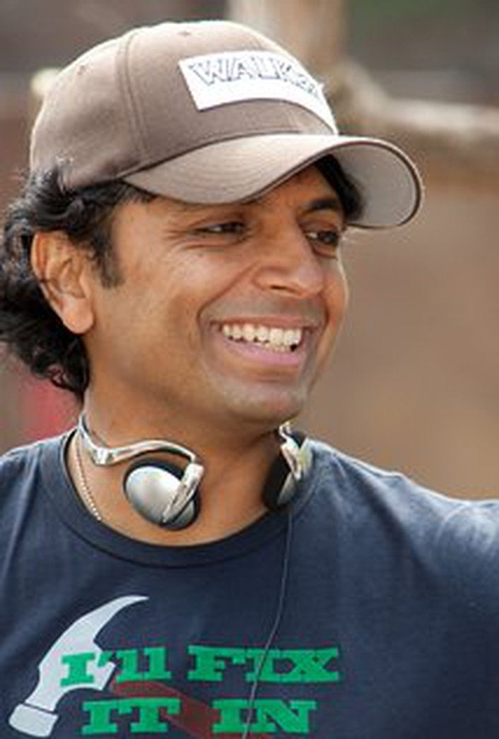 A profile of M Night Shyamalan