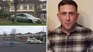 Neil Reilly was chased by a gang of men following a shooting in Ronanstown