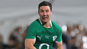 Paddy Wallace won 30 caps for Ireland