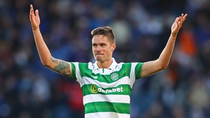Mikael Lustig has made 166 Celtic appearances