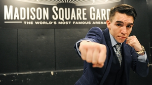 Michael Conlan is 'honoured and privileged' to headline Madison Square Garden