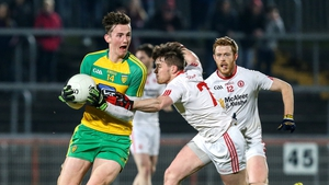 Tyrone were too strong for Donegal at Healy Park