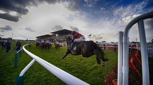 Cheltenham's big festival begins in less than eight weeks