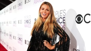 Blake Lively attended the 2017 People's Choice Awards in Elie Saab