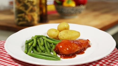 Operation Transformation's healthy BBQ Chicken