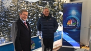 Enda Kenny was speaking to CNBC in Davos