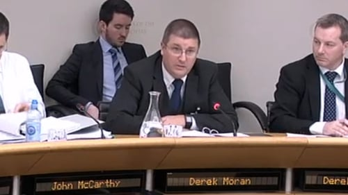 Finance Department Secretary General Derek Moran told the Oireachtas Budgetary Oversight Committee the second half of 2016 was much stronger than had been assumed