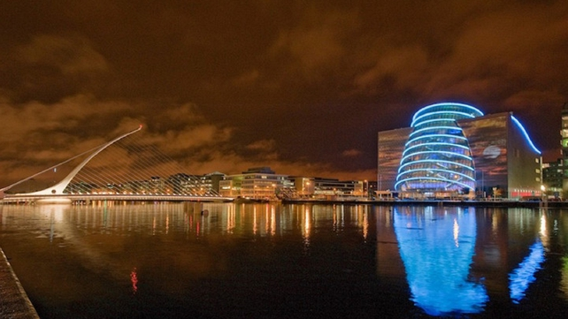 rte.ie - Dublin still most popular choice for financial services
