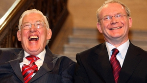 'Chuckle Brothers' - Ian Paisley and McGuinness enjoyed a surprisingly good working relationship
