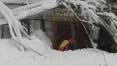 Just two survivors found after Italian avalanche