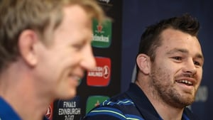 Cian Healy stresses that Leinster will be on the front foot from the off against Castres