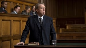 Timothy Spall shines in Denial, though the movie overall is clunky and cliché ridden