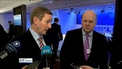 Taoiseach says papers being prepared to minimise customs checks on the border