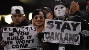 Despite fan protests, the Raiders are off to Vegas