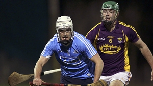 Dublin's Alan Moore and Wexford's Matthew O'Hanlon