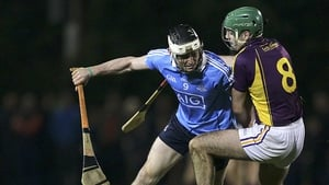 Wexford had enough in hand to get over Dublin