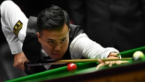 Marco Fu was in fine form to beat Northern Ireland's Mark Allen