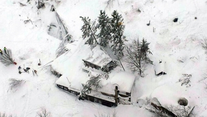 12 people are now confirmed to have died in the avalanche