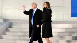 Unpredictable President Trump