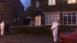 The woman's body was found in Toberhewney Hall of Lurgan