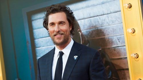 Matthew McConaughey had Titanic hopes