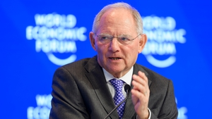 Wolfgang Schaeuble said he did not believe the UK would compare itself to Singapore