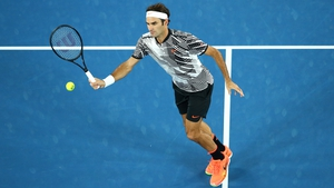 Roger Federer crushed Tomas Berdych at the Australian Open
