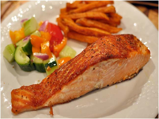 Nevens Recipes - Fish for Friday