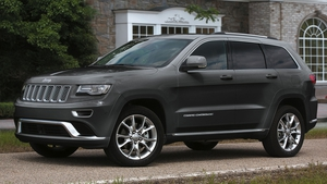 Jeep's 2017 Grand Cherokee may be more affordable but it still starts at €70,950.