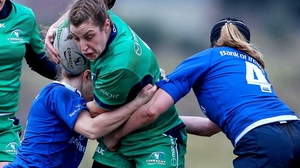 Connacht's Laura Feely is in the Ireland training squad