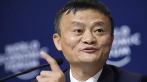 Jack Ma has said he is departing the SoftBank board